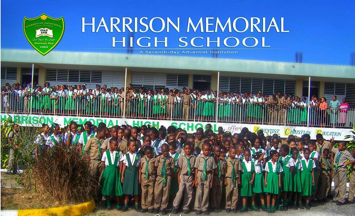 HARRISON MEMORIAL HIGH SCHOOL - Home